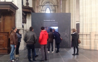 The Bigger Picture in de Nieuwe Kerk!